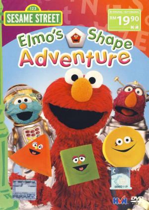 Sesame Street Quotes Elmo Dvd sesame street - elmo's