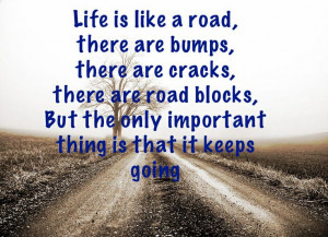 life goes on quotes 2015
