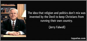More Jerry Falwell Quotes