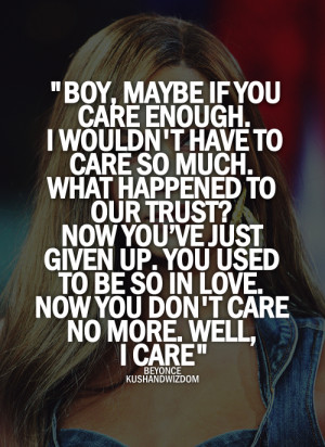 beyonce quotes about boys - photo #8