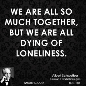 Albert Schweitzer Quote shared from www.quotehd.com