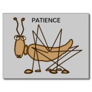 Funny Grasshopper Postcards