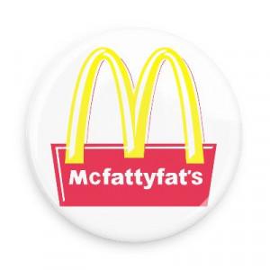 mcfattyfats mcdonalds parody parodies funny sayings hilarious ...