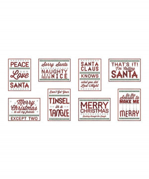 Take a look at this Holiday Sayings Note Card Set on zulily today!