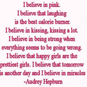 Inspiring Quotes from Audrey Hepburn