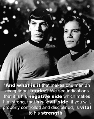 25 Awesome Spock Quotes by Leonard Nimoy