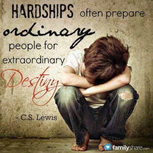 These Times Are Hard, But They Will Pass!
