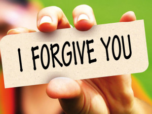 forgive coz I am forgiven by God even though I don't deserve it!