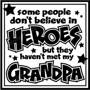 some people don't believe in HEROES but they haven't met...