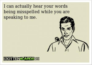 misspelled words funny quotes