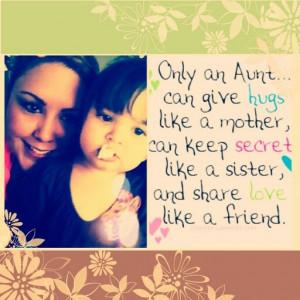 aunt #love #niece #nephew #blessings #aunties #tias #quotes #family
