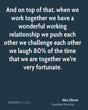 Working Together Funny Quotes About Working Together Funny Quotes