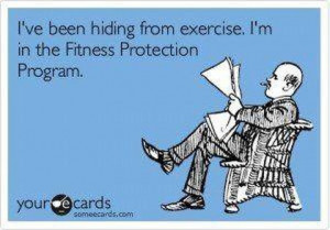 Fitness protection