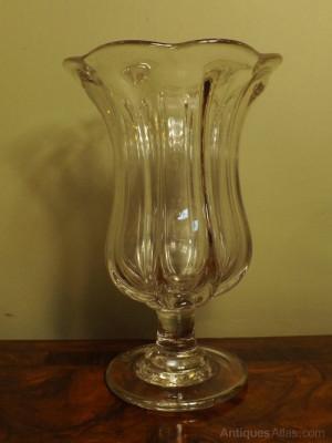 Celery Vase 19th C