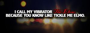Call My Vibrator Facebook Cover Photo