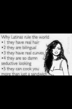 Enjoy Being Latina Women's Pink T-Shirt on