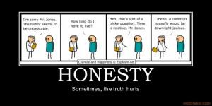 honesty-cartoon-honesty-tumor-cancer-funny-lol-demotivational-poster ...