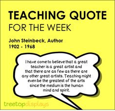 Quotes For Kindergarten Teachers ~ Educational Teacher Quotes ...