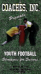 Youth Football - Strategies for Success Vol. 3