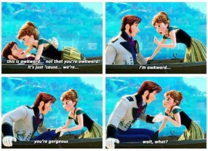 Disney / Frozen movie quote—love this part of the trailer!