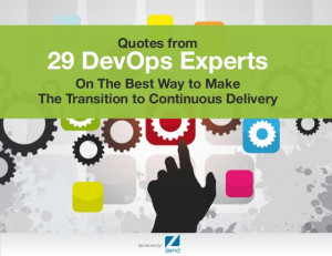 Continuous Delivery eBook - Quotes from 29 DevOps Experts