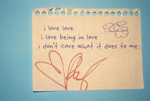 Expressing love through images and words (9)