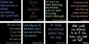 Math Quotes For Classroom Classroom posters