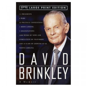 david brinkley biography