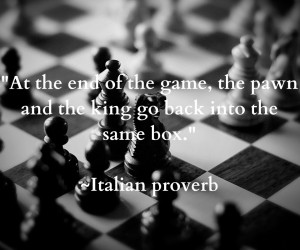 Chess Game Quotes