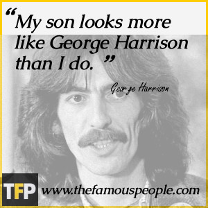 Harrison formed a skiffle band, Rebel with his brother Peter and ...