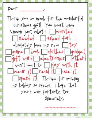 Christmas Thank You Greetings. Merry Christmas Thank You Card Sayings ...