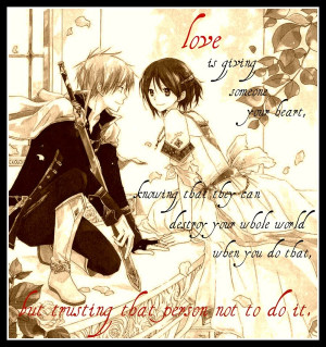 love sayings by nessosity manga anime traditional media manga comics ...