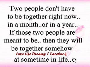 Two people don't have ...