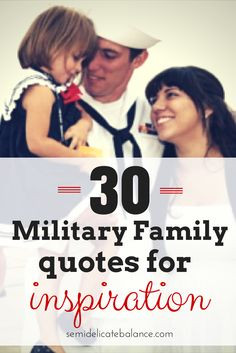 get rough, sometimes a military family needs some inspirational quotes ...