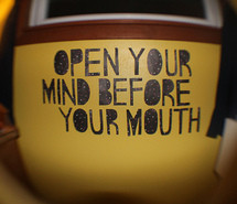 quotes open your mind before your mouth Motivational Quotes 114 Open ...