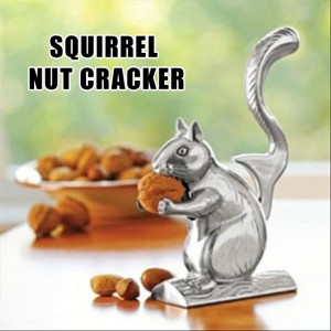squirrel nut cracker