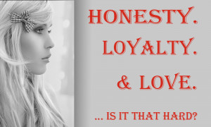 Quotes About Honesty in Relationships