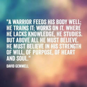 Warrior Quotes