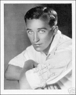 Bing Crosby..... Harry Lillis Crosby, Jr.BornMay 3, 1903 Tacoma ...