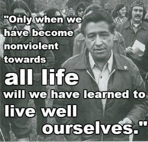 Cesar Chavez Inspiring Quotes Cesar Chavez