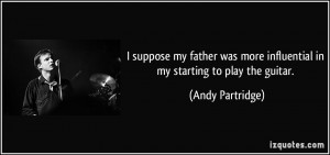 More Andy Partridge Quotes