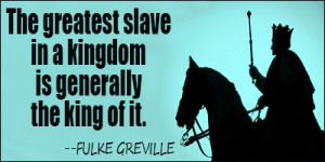 No race of kings has ever presented above one man of common sense in ...