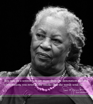 ... Toni Morrison graffiti in Spain. Abiola Abrams pics owned by me. Quote