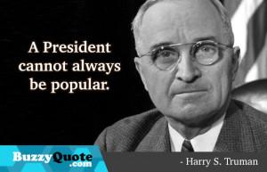 Harry 39 s Truman Quotes
