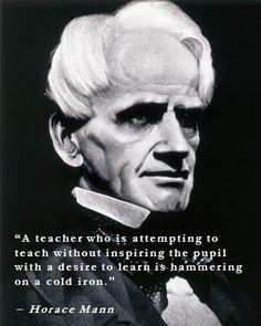 horace mann teacher quote more teaching quotes teachers quotes teacher ...