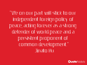 Quotes by Jinato Hu