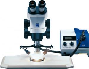 Carl Zeiss Stemi 2000C Stereomicroscopes
