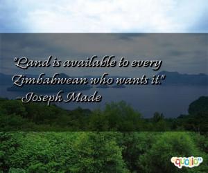 Zimbabwean Quotes