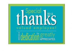 Employee Appreciation Day 2014 Employee appreciation day card