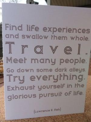 The Solo Female Traveler's Manifesto - Young Adventuress